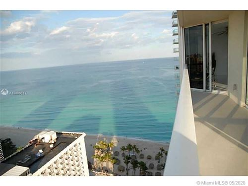 Photo of 16699 Collins Ave #2507, Sunny Isles Beach, FL 33160 (MLS # A10865117)