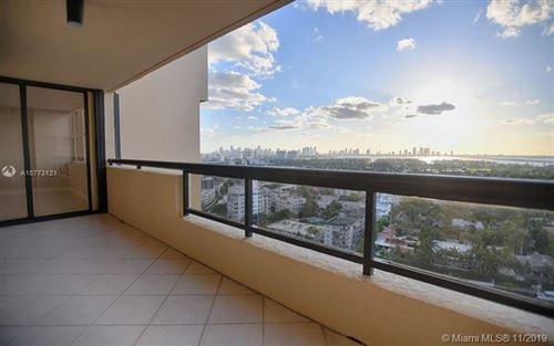 Photo of 2555 Collins Ave #2308, Miami Beach, FL 33140 (MLS # A10773121)