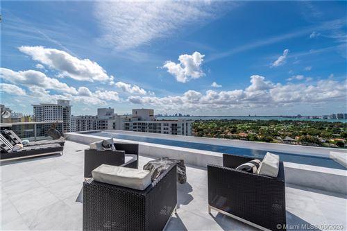 Photo of 5801 Collins Ave #PH1500, Miami Beach, FL 33140 (MLS # A10818167)
