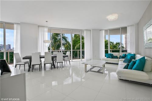 Photo of 4100 Island Blvd #701, Aventura, FL 33160 (MLS # A10862281)