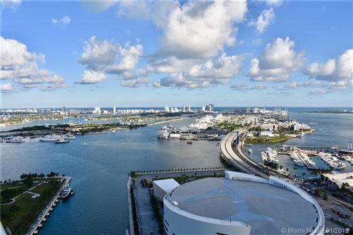 Photo of 888 Biscayne Blvd #3003, Miami, FL 33132 (MLS # A10210354)