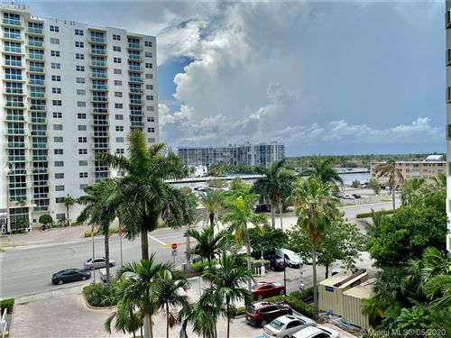 Photo of 3001 S Ocean Dr #533, Hollywood, FL 33019 (MLS # A10829364)