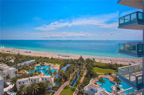 Photo of 100 S Pointe Dr #1610, Miami Beach, FL 33139 (MLS # A10579397)