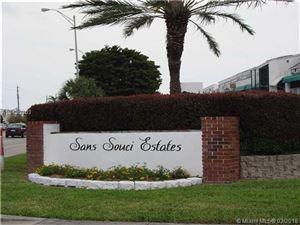 Photo of 2150 Sans Souci Blvd #B506, North Miami, FL 33181 (MLS # A10430403)