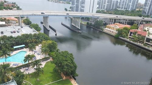 Photo of 19390 Collins ave #PH-25, Sunny Isles Beach, FL 33160 (MLS # A10864507)