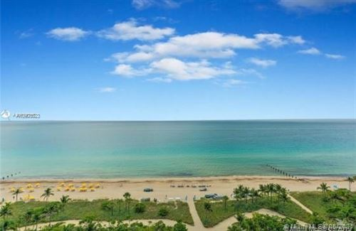 Photo of 9801 Collins Ave #7V, Bal Harbour, FL 33154 (MLS # A10903523)