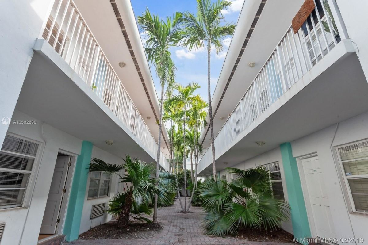 Photo for 911 Meridian Ave #103, Miami Beach, FL 33139 (MLS # A10592899)