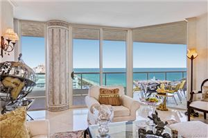 Photo of 5025 Collins Ave #2007, Miami Beach, FL 33140 (MLS # A10590917)