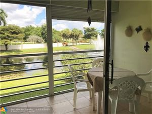 Photo of 2501 ANTIGUA TERRACE #C-2, Coconut Creek, FL 33066 (MLS # F10204018)