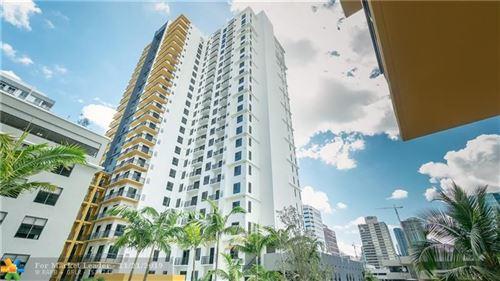 Photo of 120 NE 4th St #N-1214, Fort Lauderdale, FL 33301 (MLS # F10204268)
