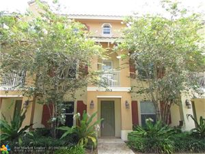 Photo of 3913 Monarch Ln #3913, Coconut Creek, FL 33073 (MLS # F10132276)