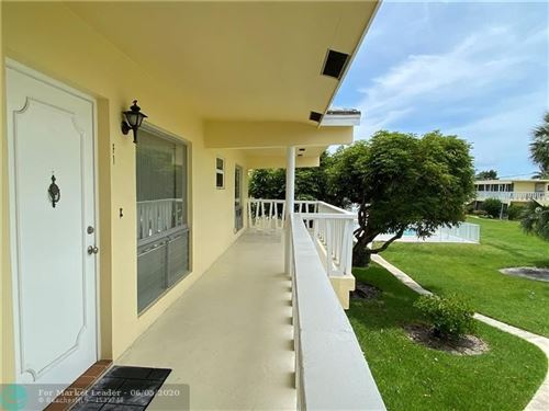 Photo of 2755 NE 28th Ave #F1, Lighthouse Point, FL 33064 (MLS # F10232304)