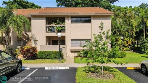 Photo of 4217 NW 22nd St #2-108, Coconut Creek, FL 33066 (MLS # F10237328)