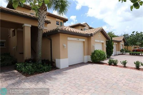 Photo of 12736 NW 83RD CT #35, Parkland, FL 33076 (MLS # F10238380)