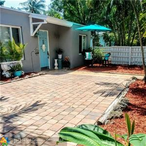 Photo of 830 NE 16th Ter, Fort Lauderdale, FL 33304 (MLS # F10132430)