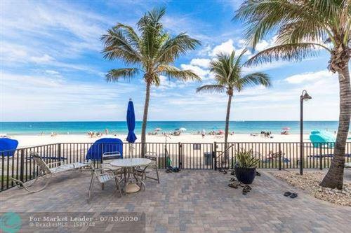Photo of 3800 Galt Ocean Dr #PH 9,10,11, Fort Lauderdale, FL 33308 (MLS # F10238441)