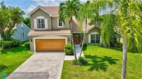 Photo of 3750 NW 71st St, Coconut Creek, FL 33073 (MLS # F10237513)