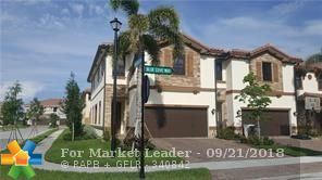 Photo of 8450 Blue Cove Way #8450, Parkland, FL 33076 (MLS # F10141555)