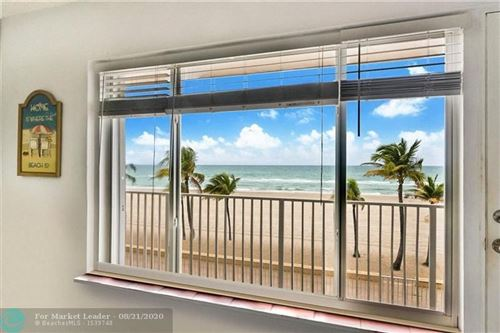 Photo of 300 Oregon St #204, Hollywood, FL 33019 (MLS # F10231771)