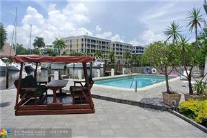 Photo of 15 ISLE OF VENICE #4, Fort Lauderdale, FL 33301 (MLS # F10152791)