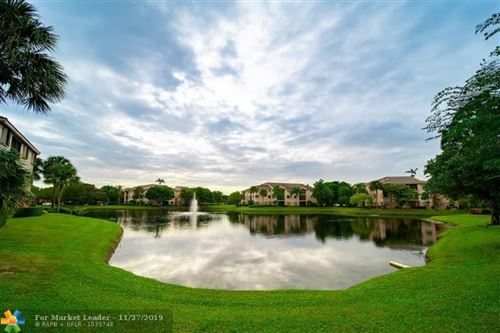 Photo of 4151 CORAL TREE CIR #257, Coconut Creek, FL 33066 (MLS # F10202802)