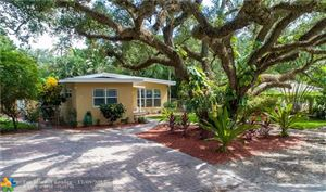 Photo of 712 SW 14th Ter, Fort Lauderdale, FL 33312 (MLS # F10201822)