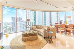 Photo of 333 Las Olas Way #2707, Fort Lauderdale, FL 33301 (MLS # F10202832)