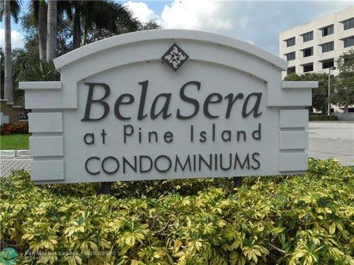 Photo of 711 N Pine Island Rd #119, Plantation, FL 33324 (MLS # F10231836)