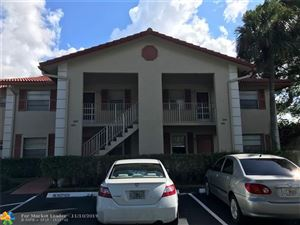 Photo of 3001 Holiday Springs Blvd #206, Margate, FL 33063 (MLS # F10202856)