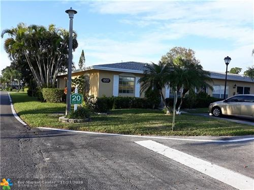 Photo of 13727 Flora Pl #A, Delray Beach, FL 33484 (MLS # F10202862)