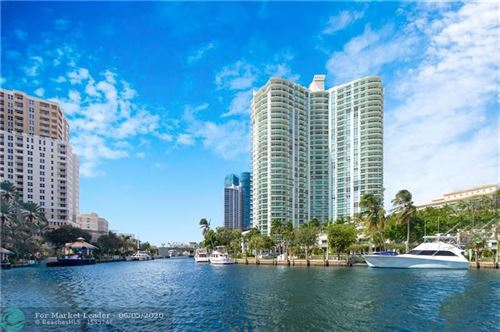 Photo of 347 N New River Dr #2410, Fort Lauderdale, FL 33301 (MLS # F10231878)