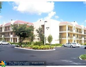 Photo of 6704 Coral Lake Dr #6704, Margate, FL (MLS # F10131891)