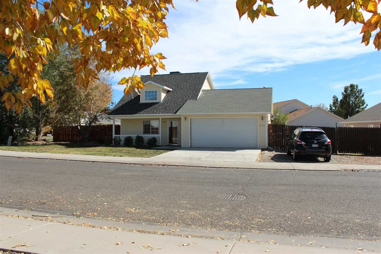Photo of 654 Oxbow Road, Grand Junction, CO 81504 (MLS # 20205273)