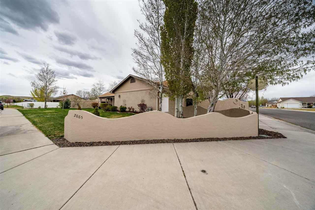 Photo of 2885 Vista Mar Drive, Grand Junction, CO 81503 (MLS # 20211694)