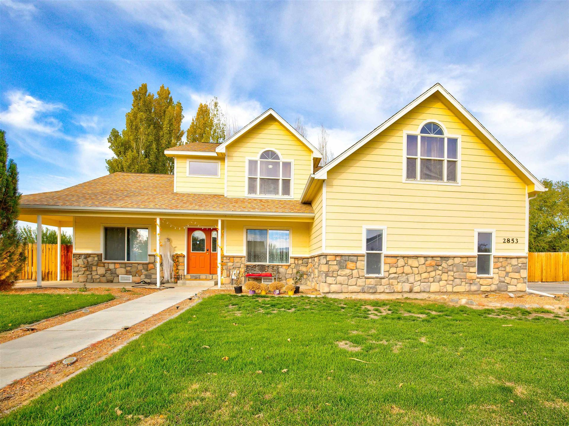 Photo of 2853 Emily Drive, Grand Junction, CO 81503 (MLS # 20215708)
