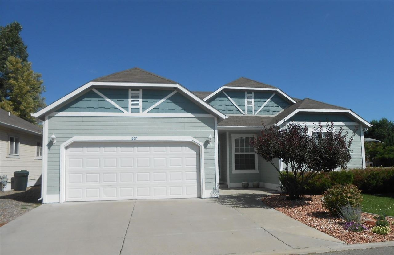 Photo of 607 Cottage Meadows Court, Grand Junction, CO 81504 (MLS # 20211751)