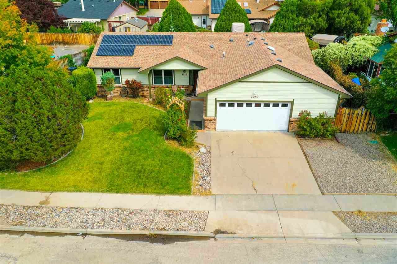 Photo of 2310 Wintergreen Drive, Grand Junction, CO 81506 (MLS # 20204760)