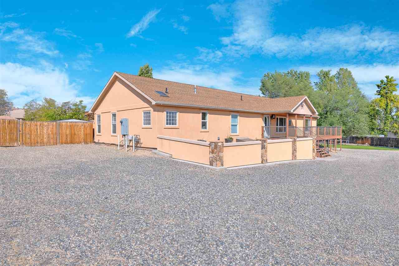 Photo of 519 Reed Mesa Drive, Grand Junction, CO 81507 (MLS # 20204792)