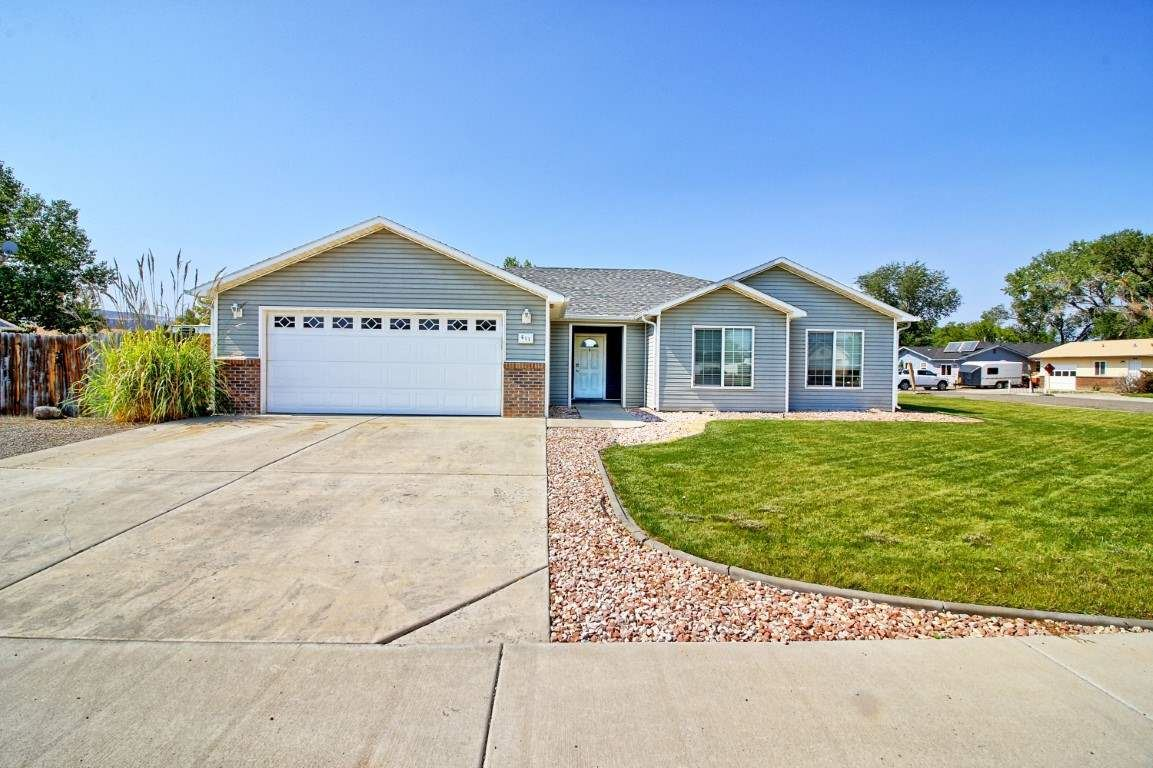 Photo of 611 Quartz Drive, Fruita, CO 81521 (MLS # 20204802)