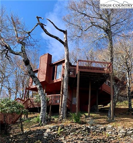 Photo of 107 Skiloft Road, Beech Mountain, NC 28604 (MLS # 226598)