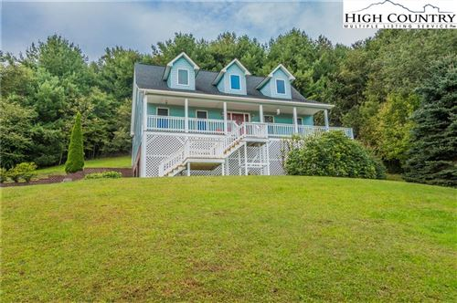 Photo of 156 Sunslope Lane, Boone, NC 28607 (MLS # 224635)