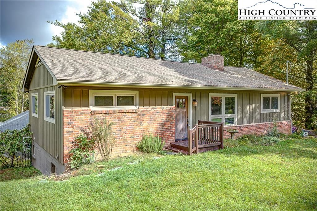 Photo for 144 Woodland Drive, Boone, NC 28607 (MLS # 233666)