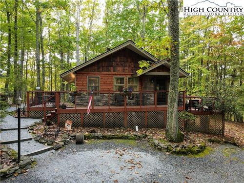 Photo of 109 Teaberry Trail, Beech Mountain, NC 28604 (MLS # 233900)