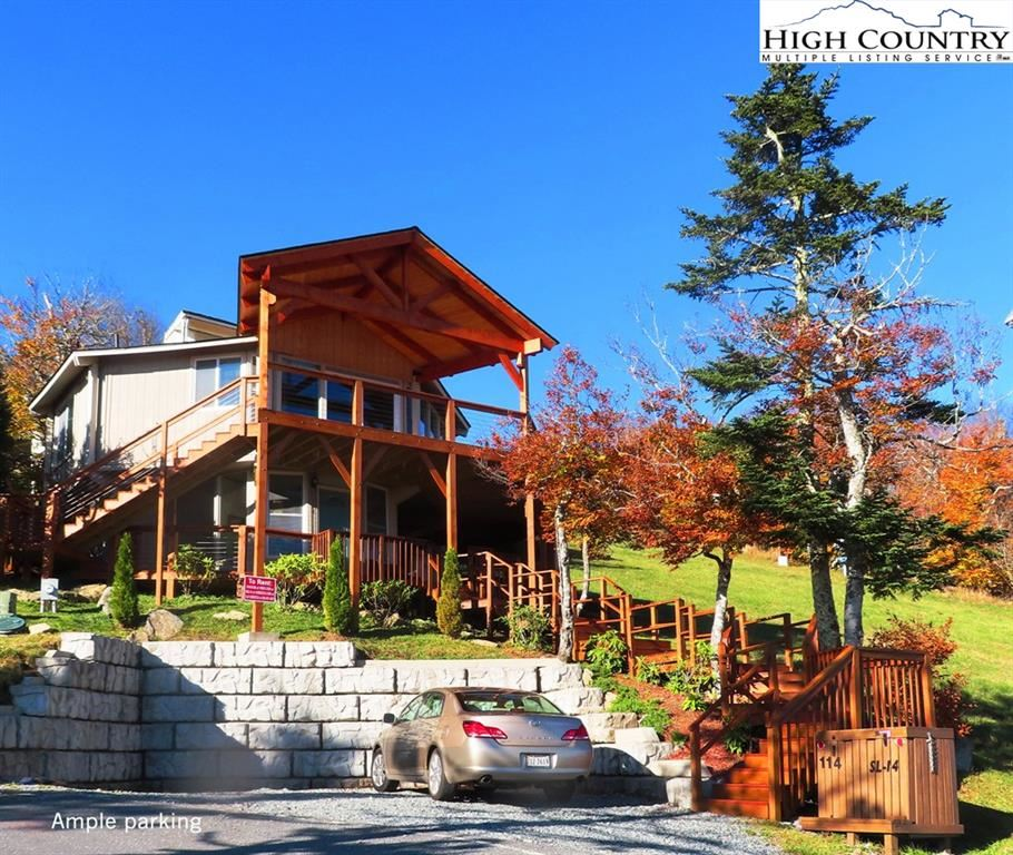 Photo for 114 Ski Loft Road, Beech Mountain, NC 28604 (MLS # 230956)