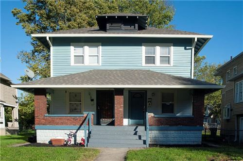 Photo of 3137 GUILFORD Avenue, Indianapolis, IN 46205 (MLS # 21821082)