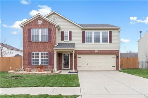Photo of 10210 Tournon Drive, Fishers, IN 46037 (MLS # 21761339)