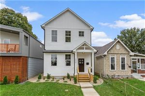 Photo of 1530 Pleasant, Indianapolis, IN 46203 (MLS # 21600395)