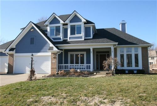 Photo of 21113 North Banbury Road, Noblesville, IN 46062 (MLS # 21761486)