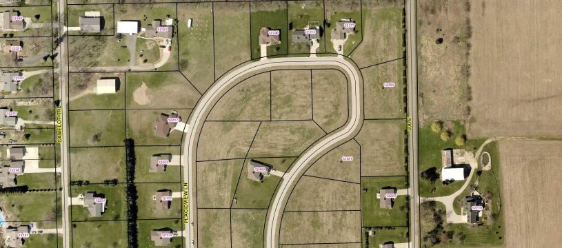 Photo of TBD Lot 39 Placidview Lane, Syracuse, IN 46567 (MLS # 202101330)