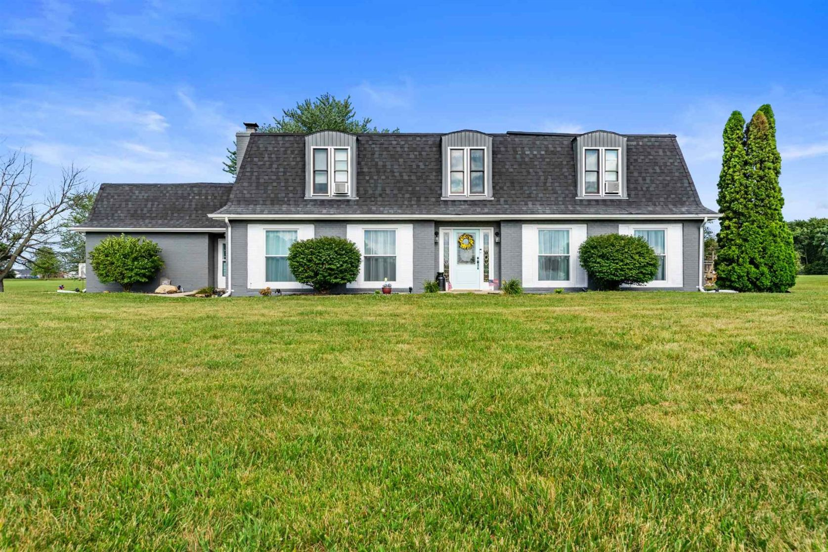 Photo of 7400 S County Road 560 E, Selma, IN 47383 (MLS # 202026825)